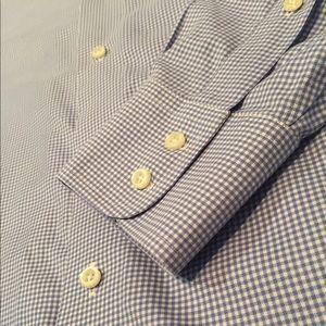 Brooks Brothers Shirts - Brooks Brothers Non-Iron Button Up Dress Shirt